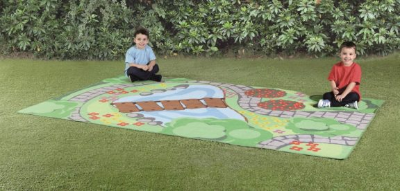 Back To Nature Garden Outdoor Playmat