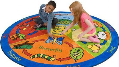 Back To Nature Outdoor Play Mat