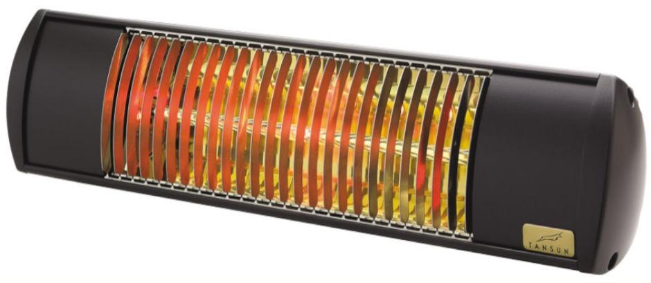 Bahara Low-Glare Infrared Heater