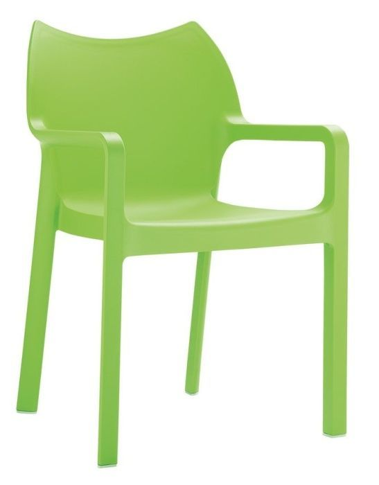 Bardsley All Weather Plastic Armchairs
