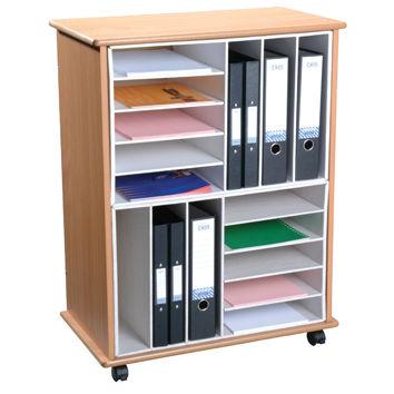 Beech Multi Organiser Mobile Unit