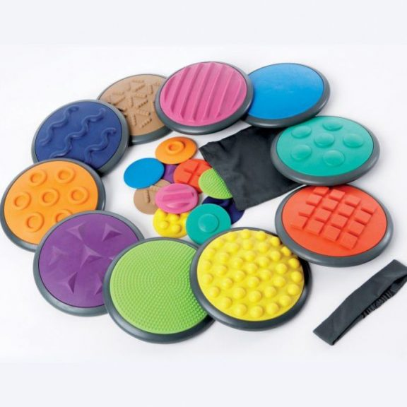 Betty Tactile Disk Set