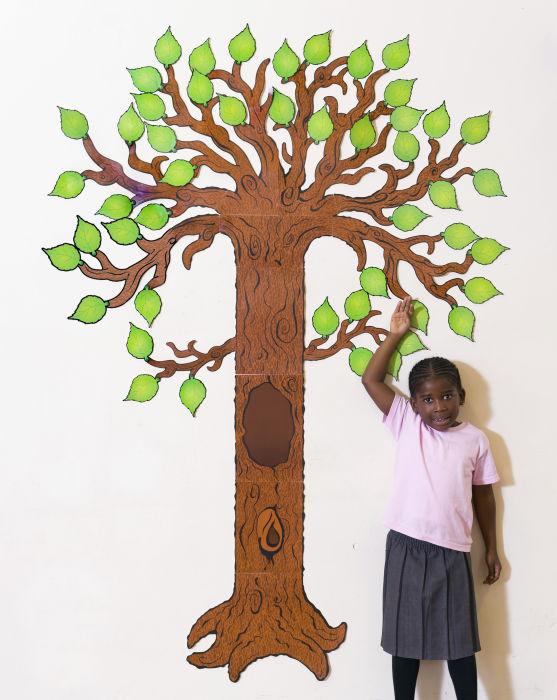 Big Tree Bulletin Board Pack