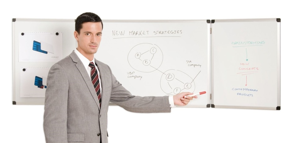Bio Spacesaver Magnetic Whiteboards