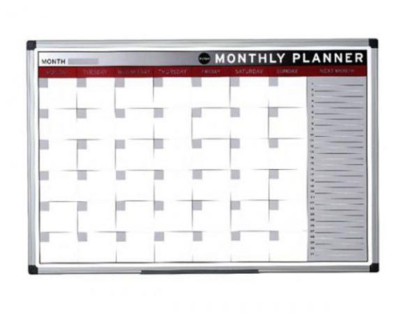 Bio Month Planner