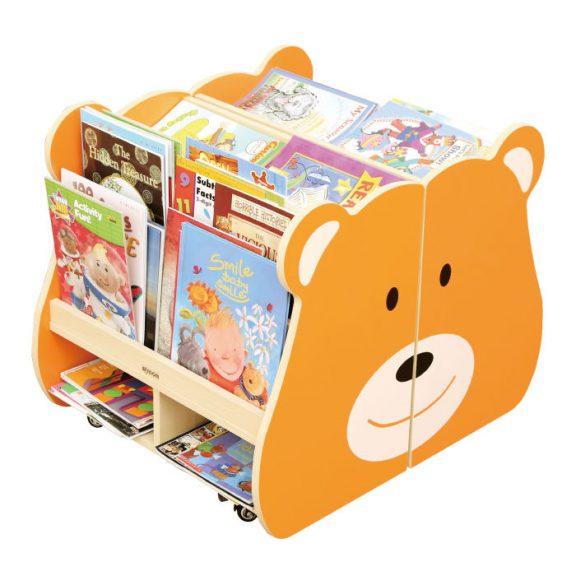 Book Storage- Bear Theme
