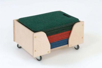 Bretton Mat Trolley