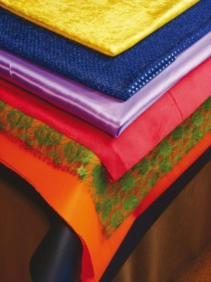 Bright Fabric Selection