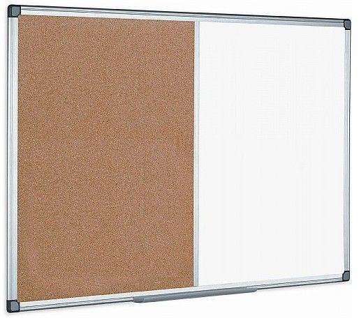 BS Combination Whiteboard & Corkboard