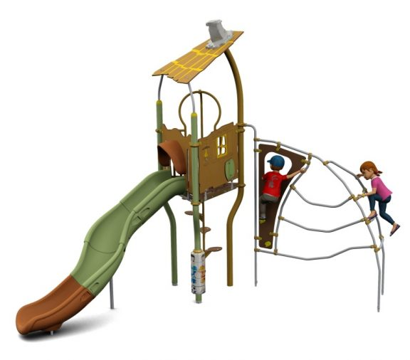 Cameo Outdoor Playcentre F