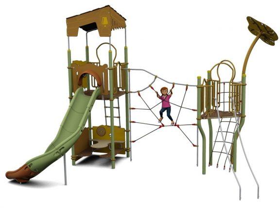 Cameo Outdoor Playcentre I