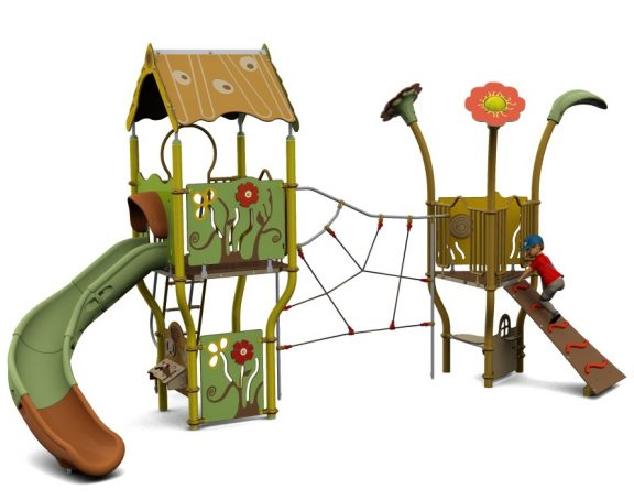Cameo Outdoor Playcentre K