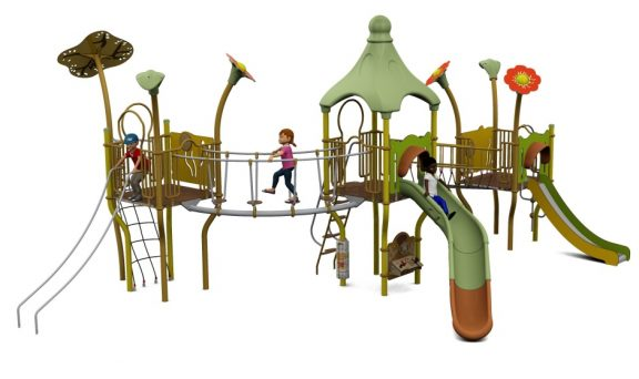 Cameo Outdoor Playcentre Q