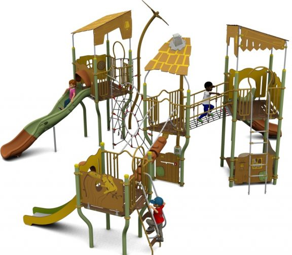 Cameo Outdoor Playcentre S