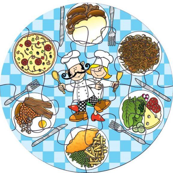 Chef Jumbo Puzzle