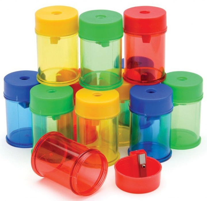 Classmaster Canister Pencil Sharpeners