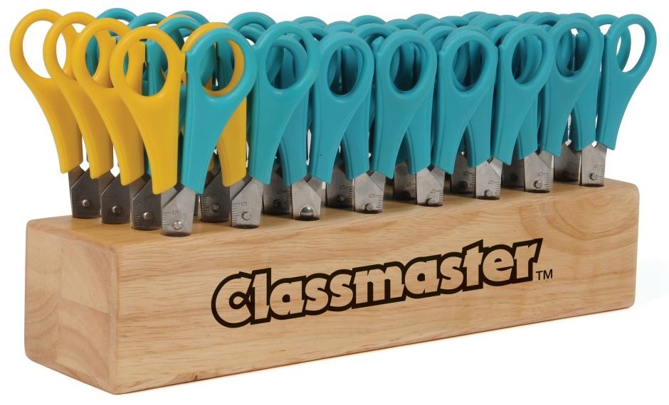 Classmaster Scissor Block With Scissors