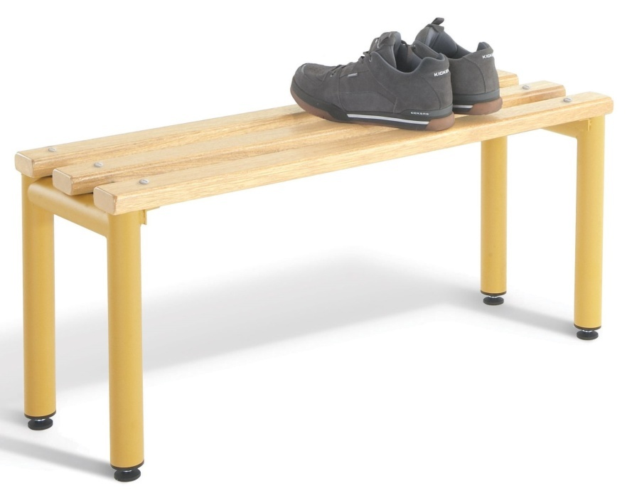 CL Single Sided Cloakroom Bench