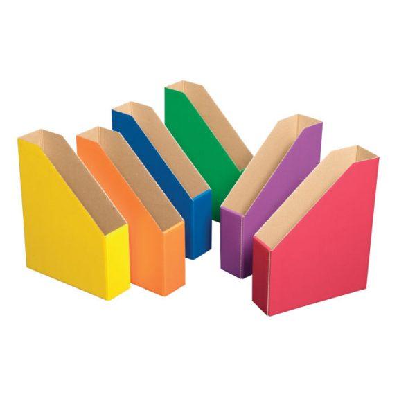 Colour Filing Boxes