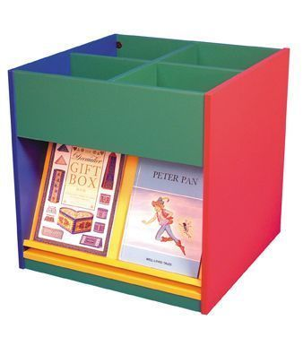 Combi Mobile Kinderbox with Shelves