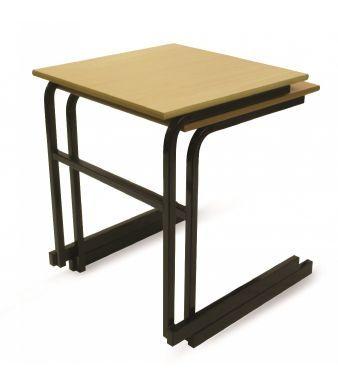Crush Bent Stackable Exam Table