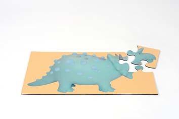 Dinosaur Jumbo Puzzle