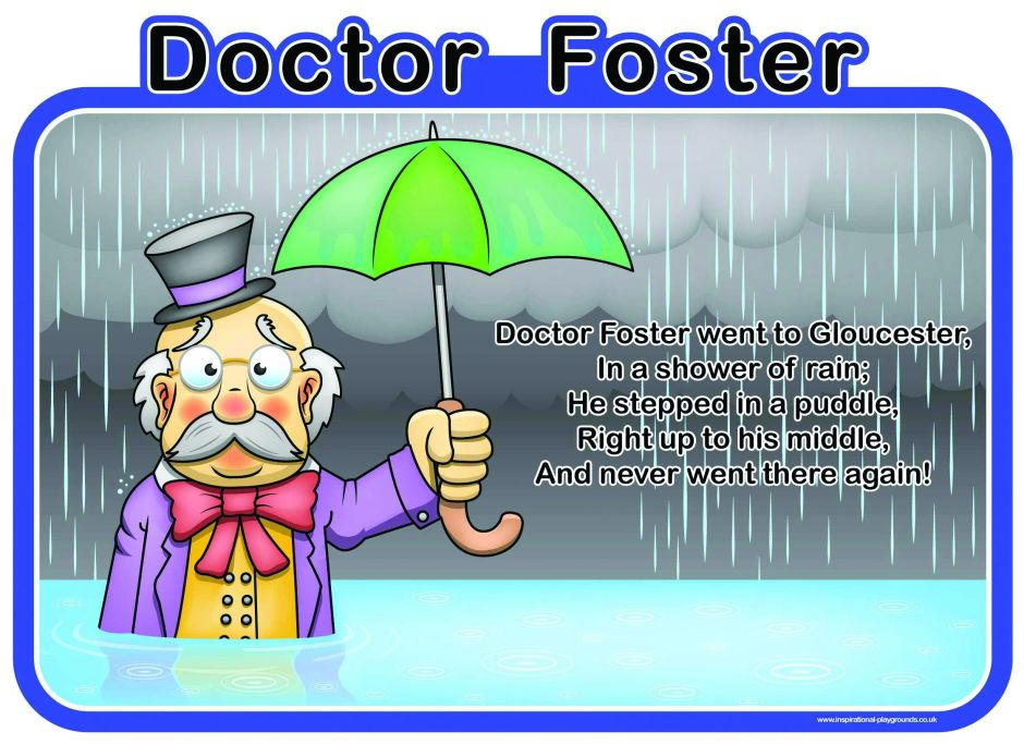 Doctor Foster Sign