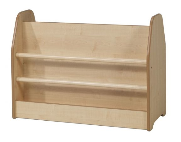 Double Sided Book Display Unit