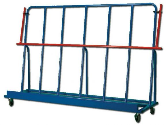 Dynamo Inclined Vertical Mat Trolley