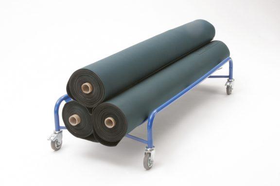 Dynamo Indoor Matting Trolley