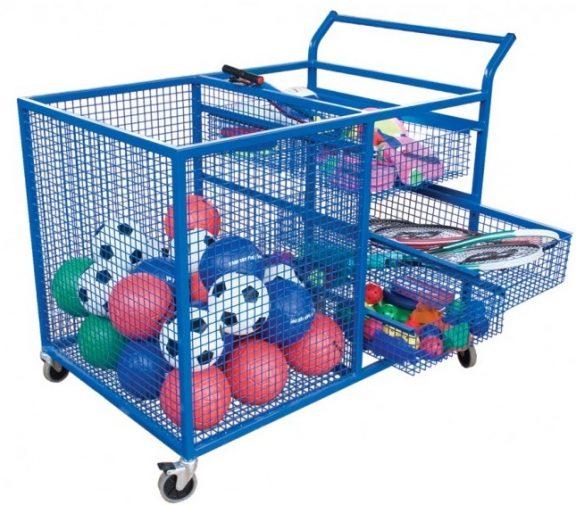 Dynamo Jumbo Storage Trolley