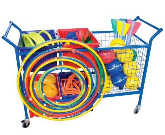 Dynamo Large Equipment Trolley