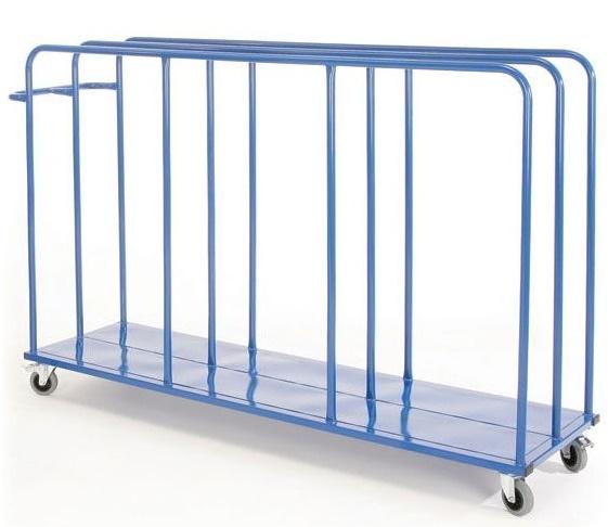 Dynamo Vertical Mat Trolley
