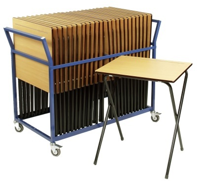 Easi Folding Exam Desk
