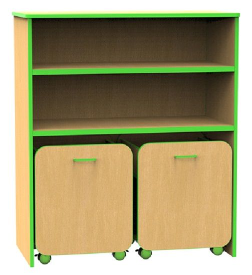 Edge Docking Station for Pull Out Units - Shelves