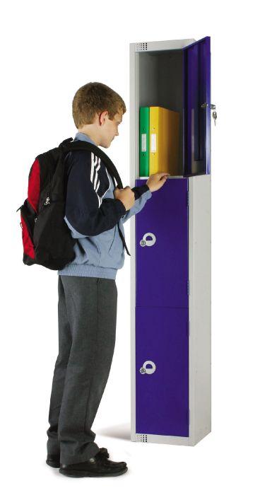 Elite 3 Door Locker