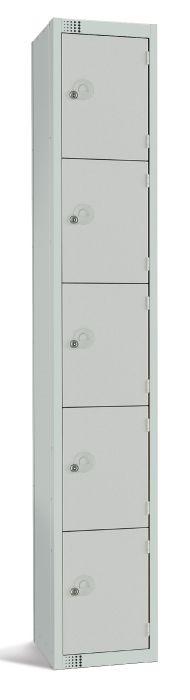 Elite 5 Door Lockers