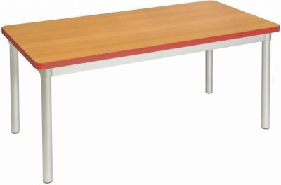 Envito Rectangular Early Years Table