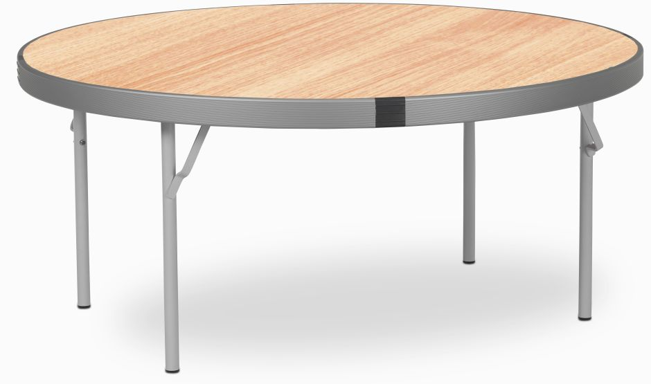 Express Folding Round Table