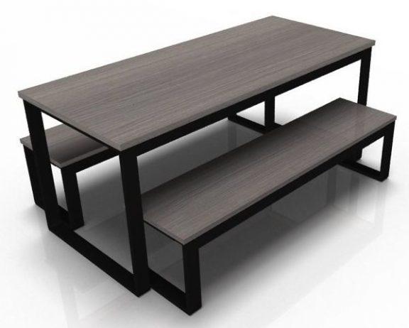 Felix Folding Bench Set