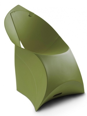 Flux Camouflage Green Junior Chair