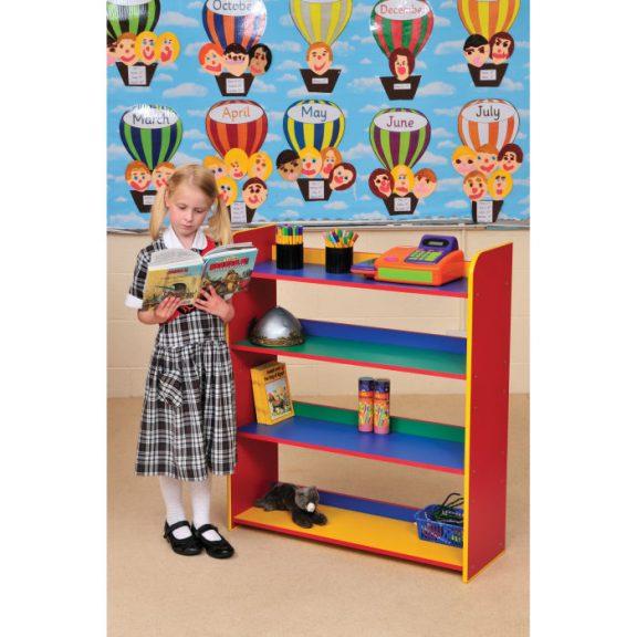 Four Shelf Bookcase