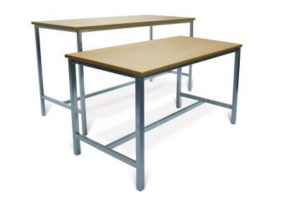 ADV Welded Education Craft Table