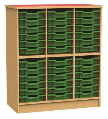 Funky 36 Tray Storage Unit