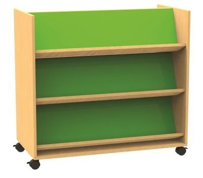 Funky Double Sided Mobile Book Unit