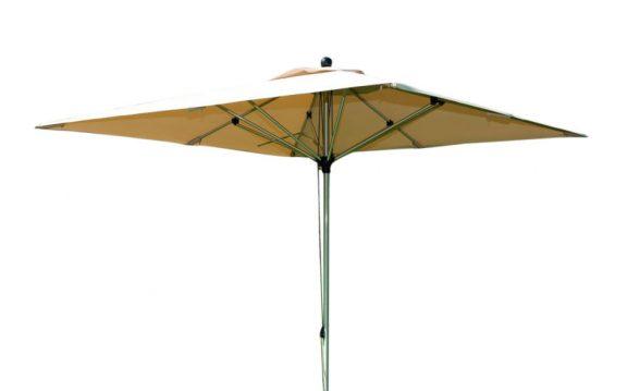 Gatwick 2.5m Square Commercial Parasol