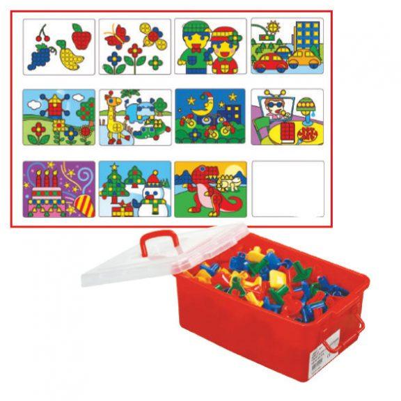 Geo Blocks Kit for Learning Board
