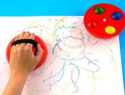 Giant Crayon Pattern Marker