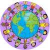 Global Friends Jumbo Puzzle