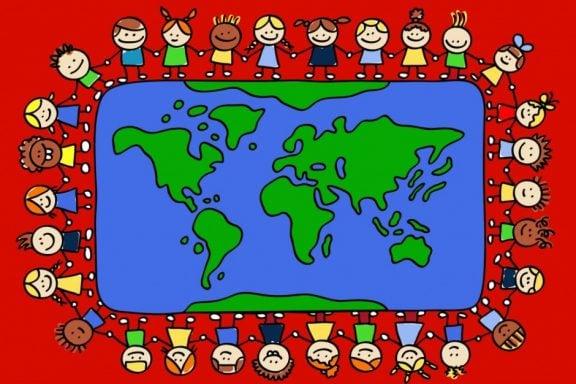 Global Friends Rug